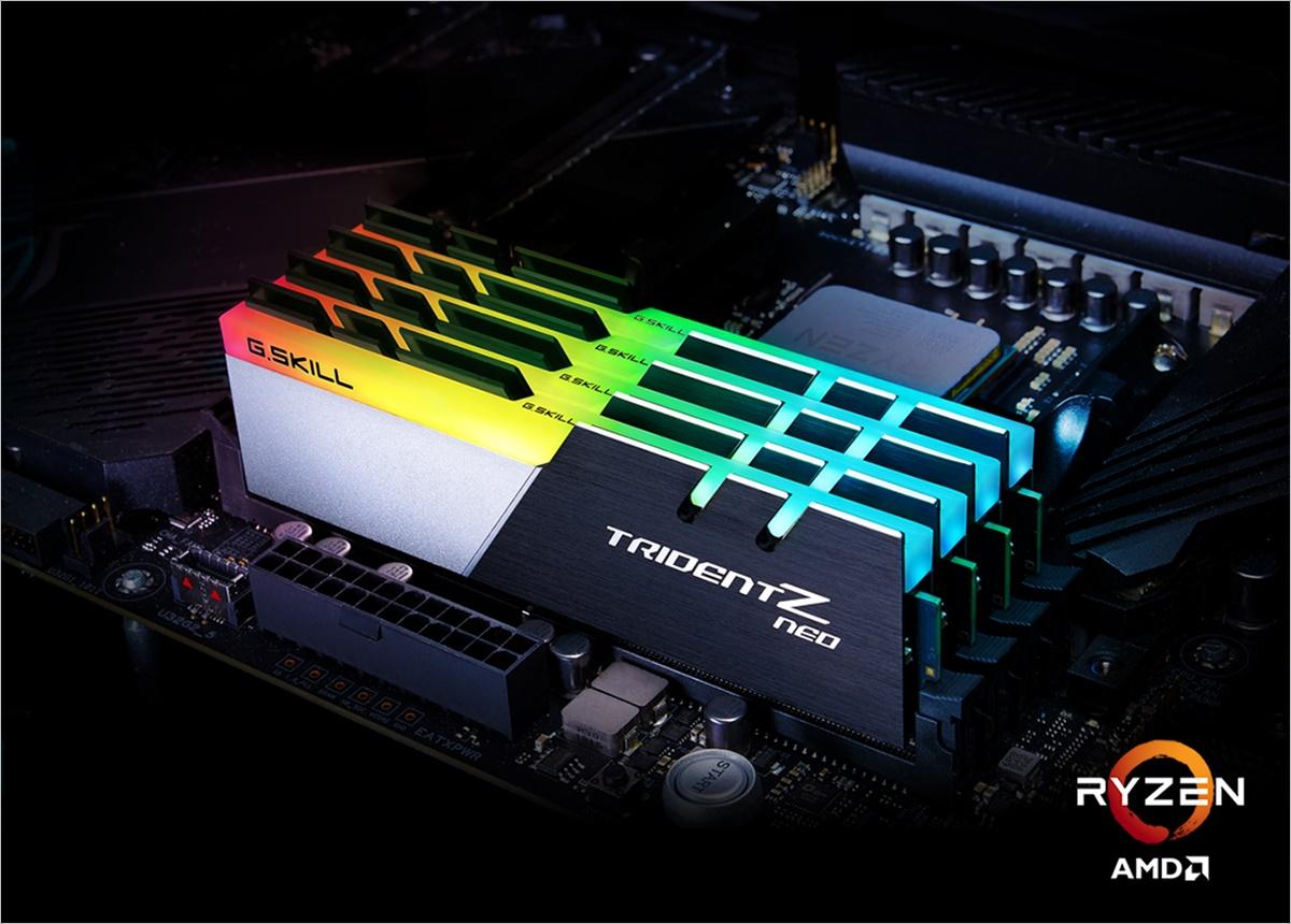 G.SKILL DDR4 16G PC4-25600 CL14 TRIDENT Z NEO (8Gx2) 리뷰 1.jpg