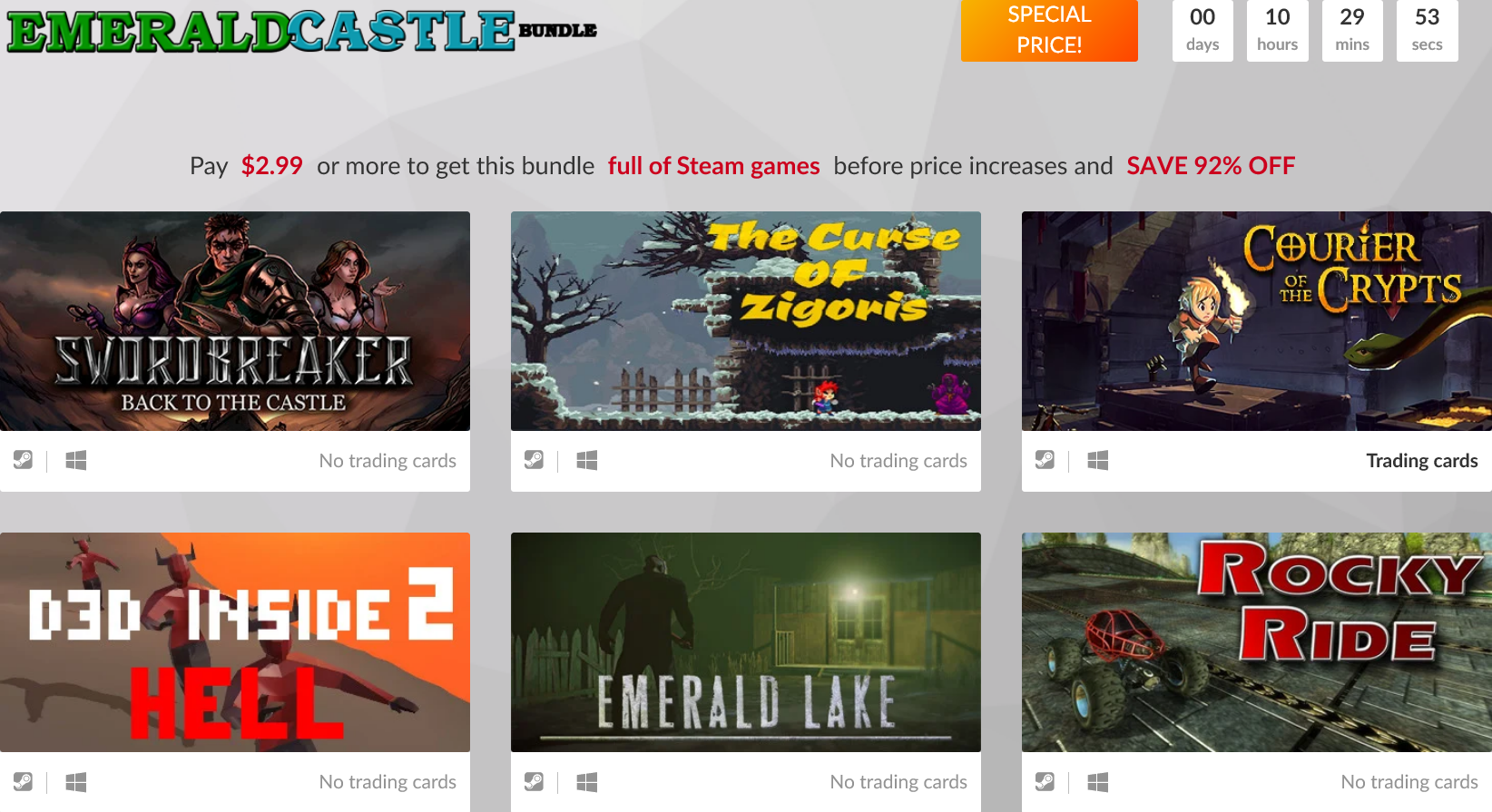 Screenshot_2020-09-10 Emerald Castle Bundle 6 Steam Games 94% OFF.png