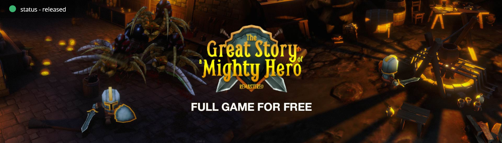 Screenshot_2019-05-09 The Great Story of a Mighty Hero - Remastered Indiegala Developers.png