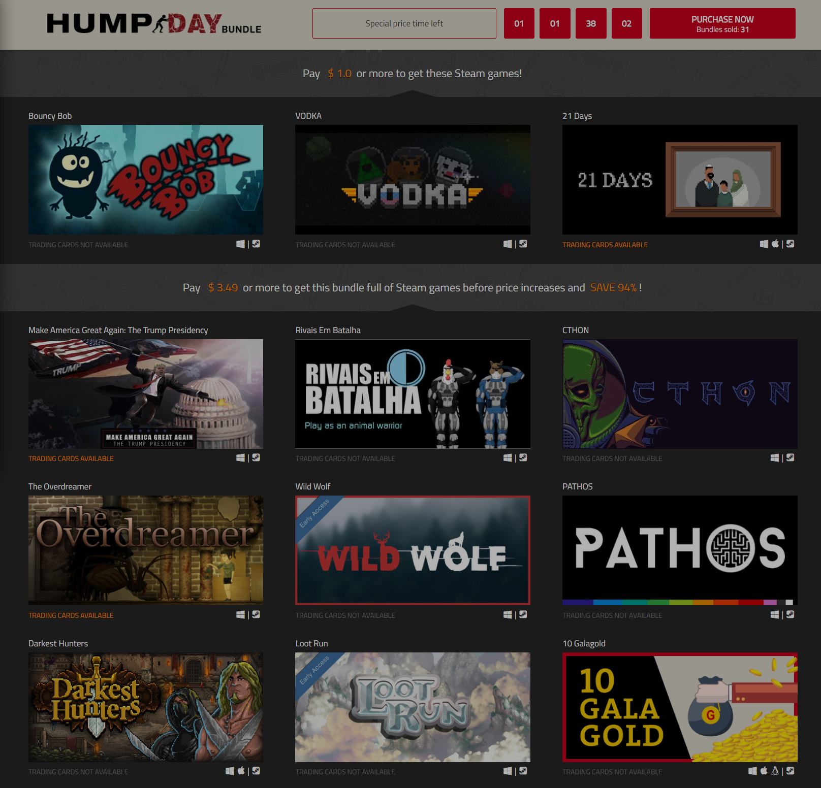 IndieGala Hump Day 50.png