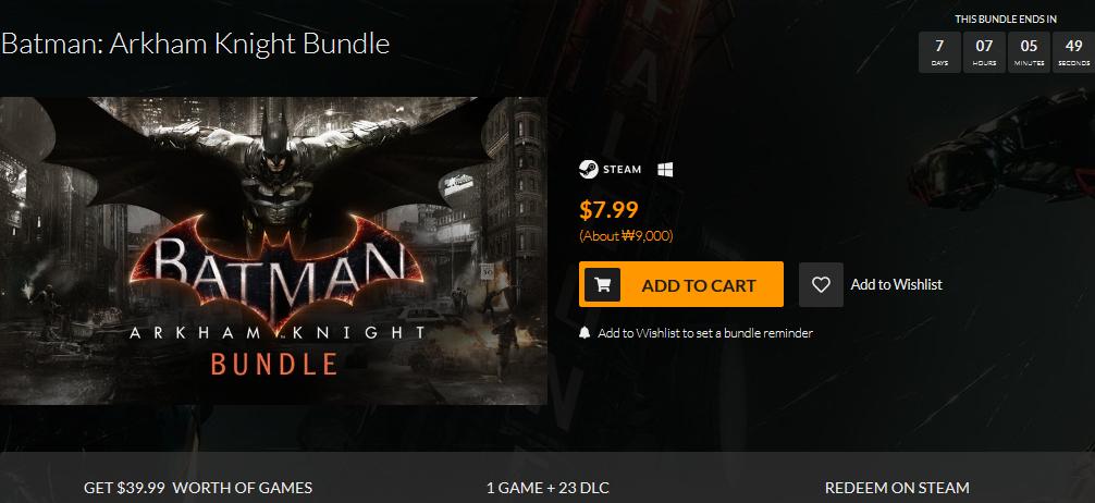 Screenshot_2018-09-18 Batman Arkham Knight Bundle Windows Steam Fanatical.png