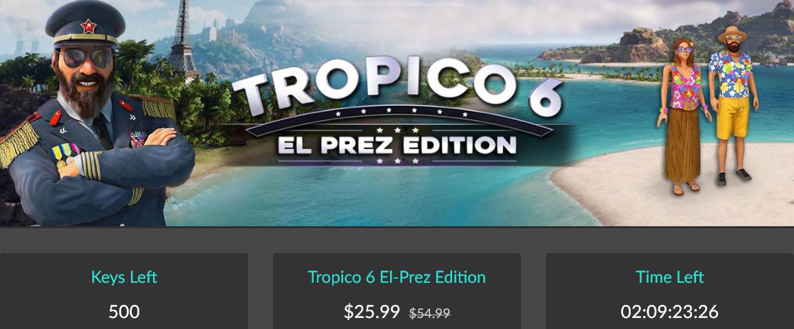 Screenshot_2020-07-28 Tropico 6 El-Prez Edition has a Presidential Deal