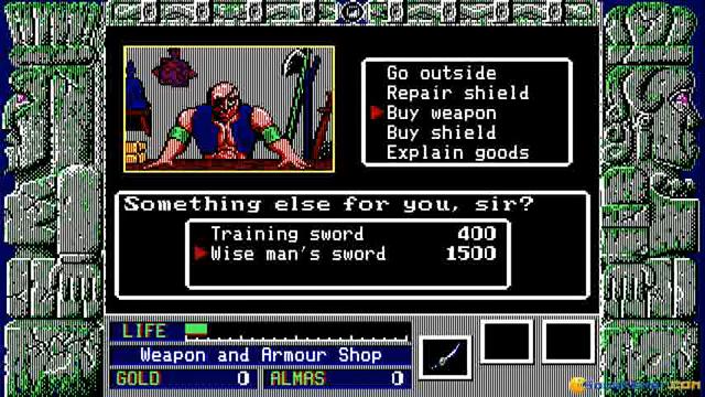 Zeliard gameplay (PC Game, 1987) 16-3 screenshot.png