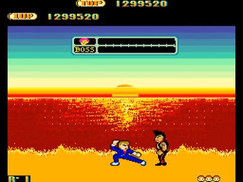 My Hero _ Seishun Scandal (青春スキャンダル) [Arcade] - Loop 1+ Completed - 1CC - edusword 3-26 screenshot.png