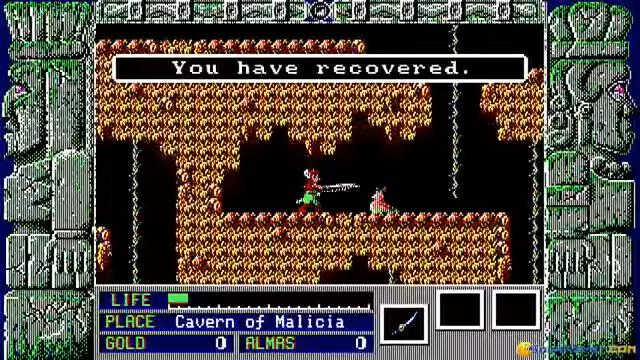 Zeliard gameplay (PC Game, 1987) 17-30 screenshot.png