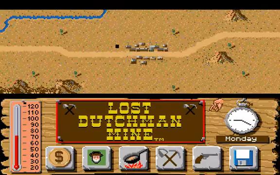 Amiga Longplay Lost Dutchman Mine 1-10 screenshot.png