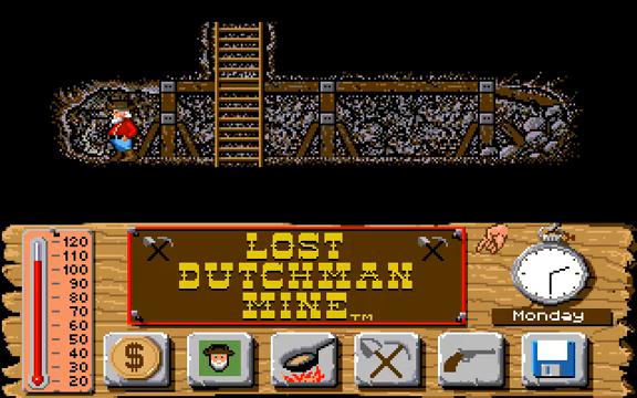 Amiga Longplay Lost Dutchman Mine 4-50 screenshot.png