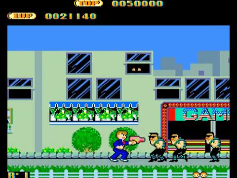 My Hero _ Seishun Scandal (青春スキャンダル) [Arcade] - Loop 1+ Completed - 1CC - edusword 0-20 screenshot.png