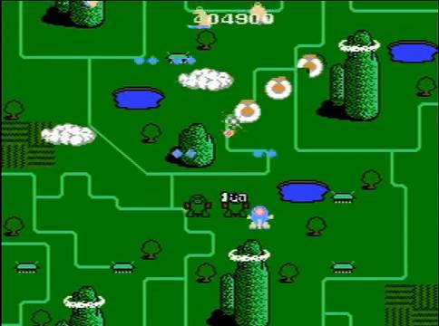 Twin Bee NES 100% [No damage] 4-1 screenshot.png