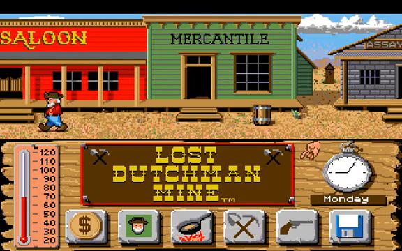 Amiga Longplay Lost Dutchman Mine 1-0 screenshot.png