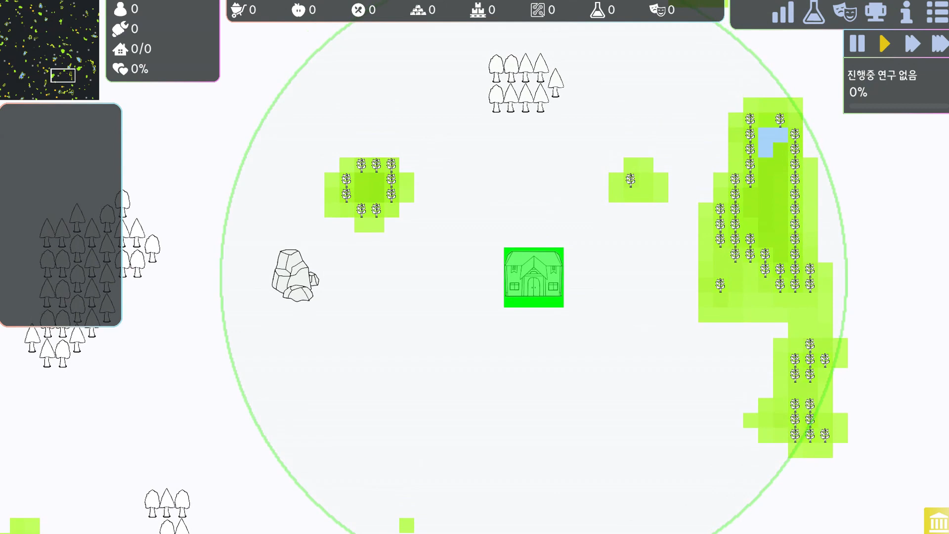 Crowded Blue Dot _ City building tycoon Gameplay 0-21 screenshot.png