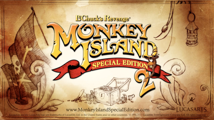 Monkey Island 2™ Special Edition: LeChuck's Revenge™