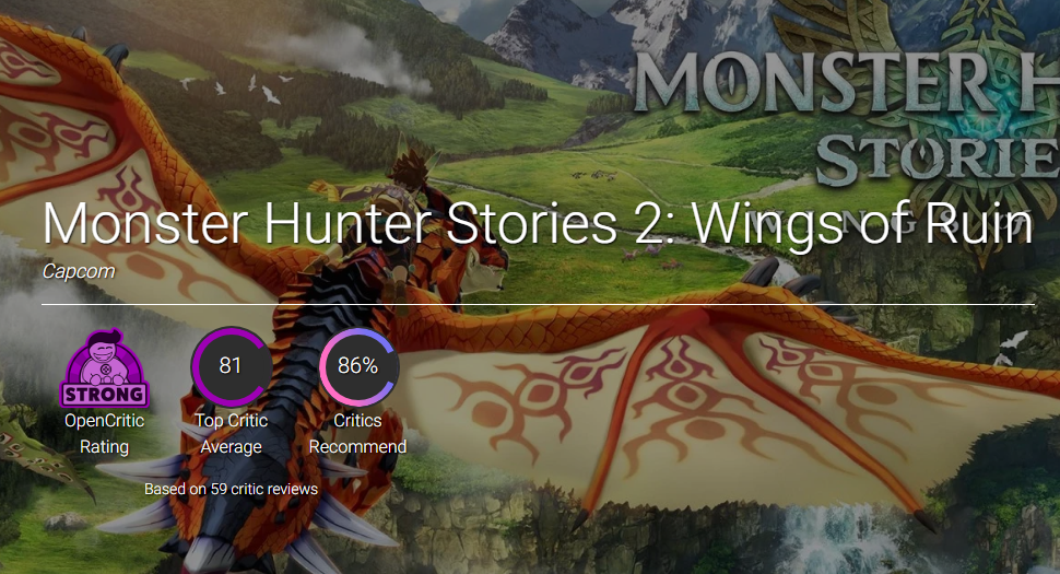 FireShot Capture 3064 - Monster Hunter Stories 2_ Wings of Ruin for Switch, PC Reviews - Ope_ - opencritic.com.png