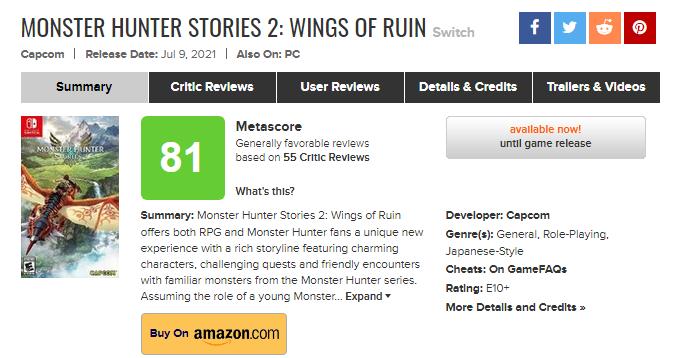 FireShot Capture 3061 - Monster Hunter Stories 2_ Wings of Ruin for Switch Reviews - Metacri_ - www.metacritic.com.png