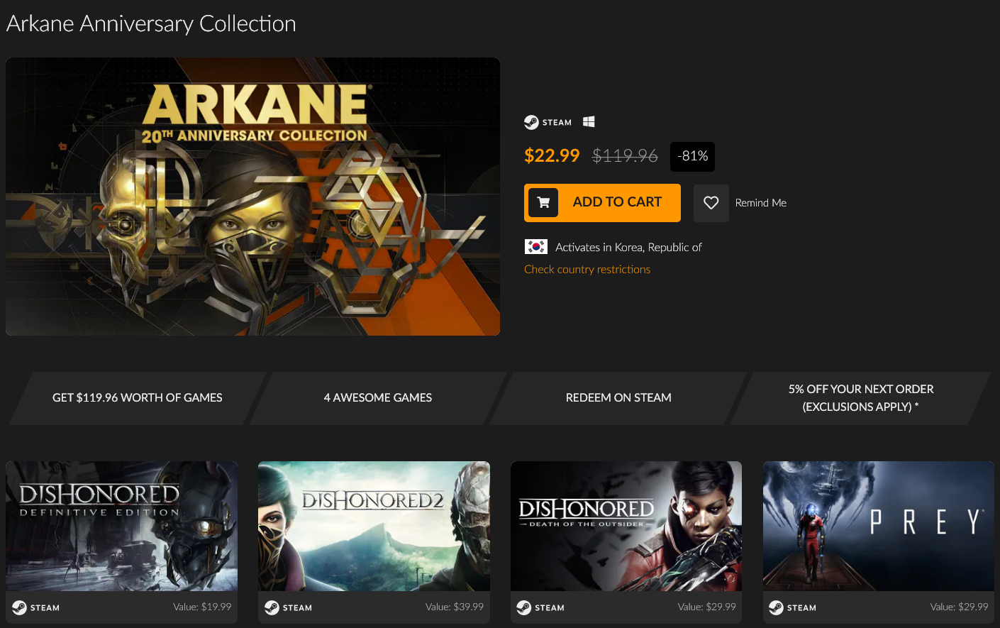 Screenshot_2021-02-18 Arkane Anniversary Collection Steam Game Bundle Fanatical.png
