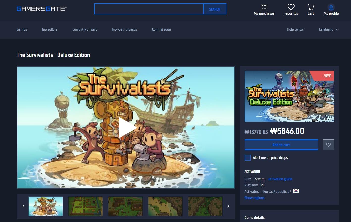 FireShot Capture 782 - The Survivalists - Deluxe Edition - PC Steam Game Key - GamersGate_ - www.gamersgate.com.jpg