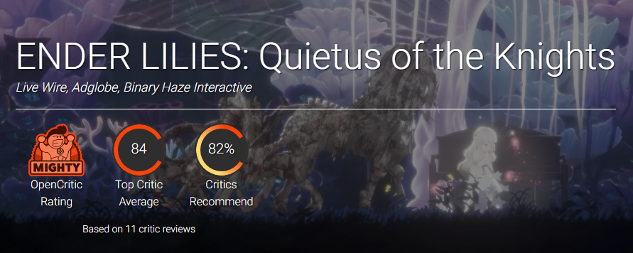 FireShot Capture 2754 - ENDER LILIES_ Quietus of the Knights for PC Reviews - OpenCritic_ - opencritic.com.png